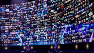 Hippotizer Powers Virtual Audience and LED Staging for Britain's Got Talent Final