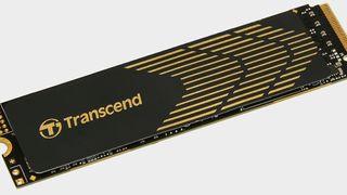 Transcend MTE240S SSD