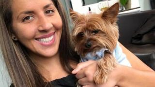 Long-lost dog escapes new home to be reunited with owner Tiana