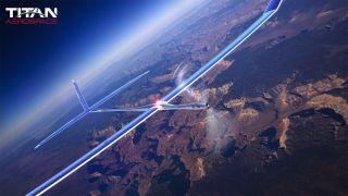 Solara 50 Drone - Titan Aerospace