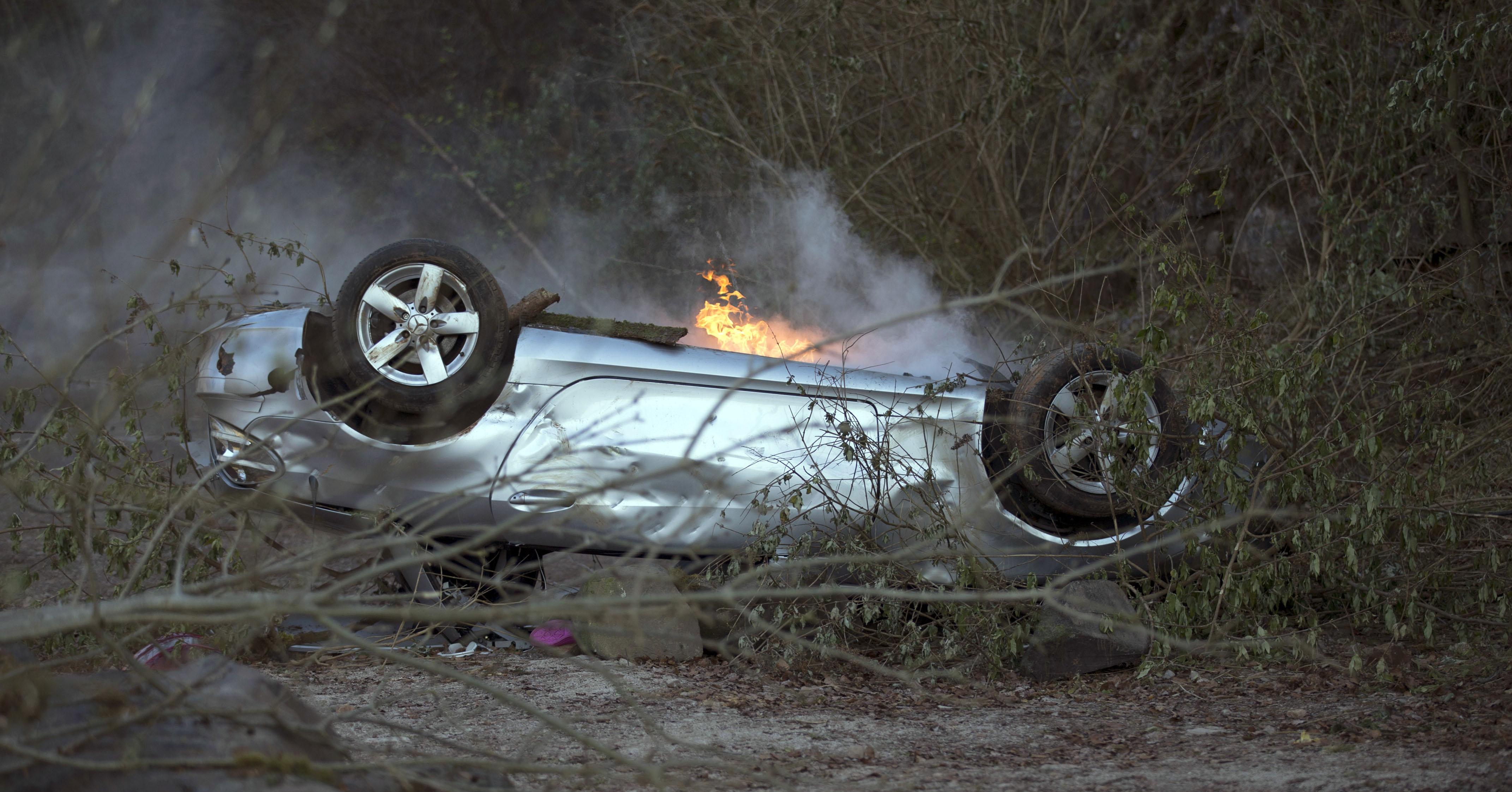 Casualty Car Crash