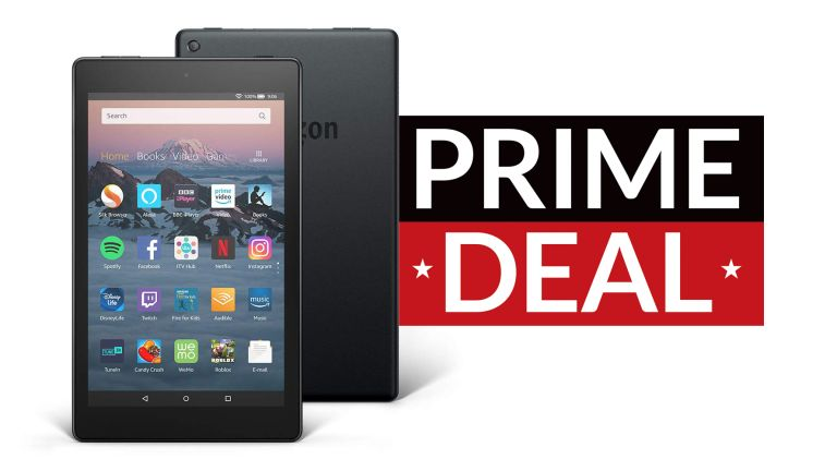 Amazon Prime Day Fire tablet deals