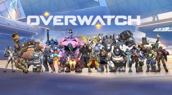 Overwatch DICE 2017 Winner
