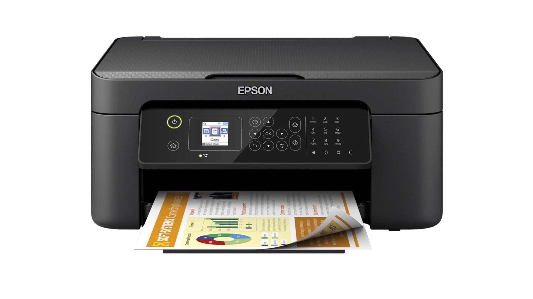 Epson WorkForce WF-2810DW