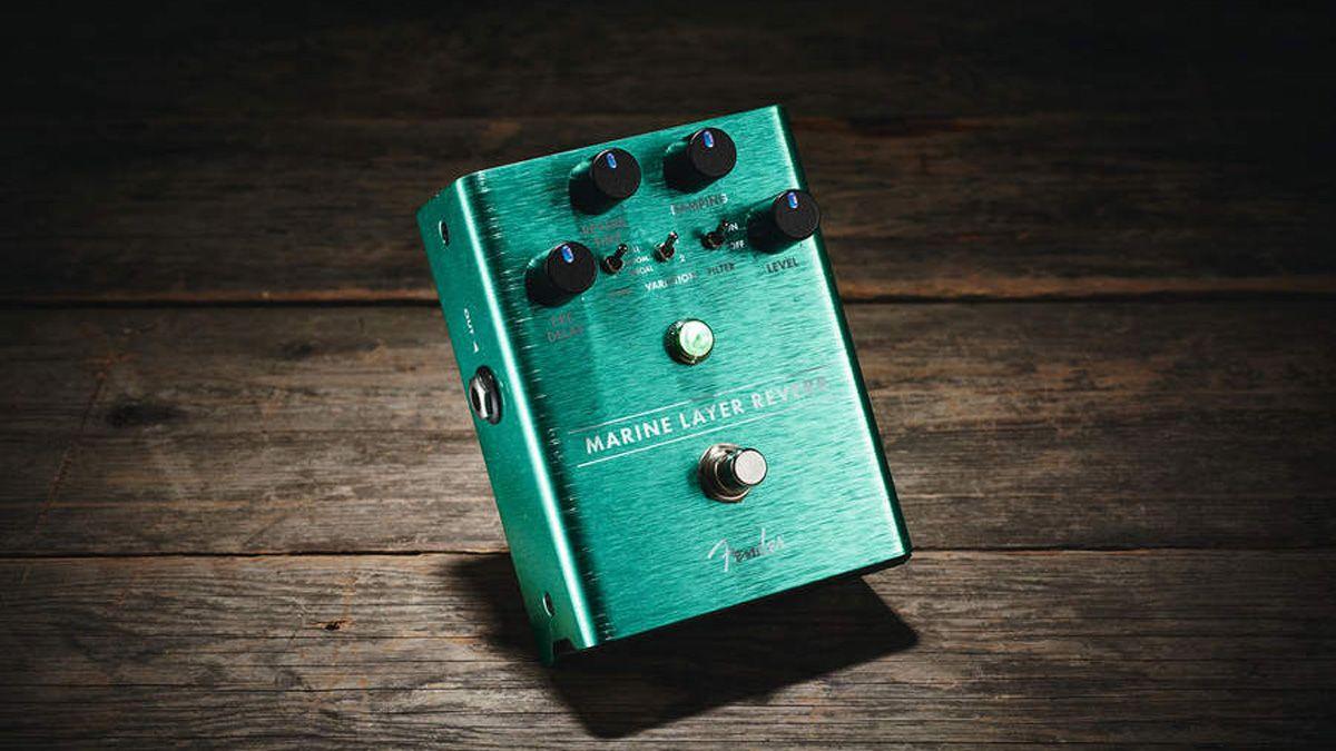 Fender Marine Layer Reverb Review Musicradar