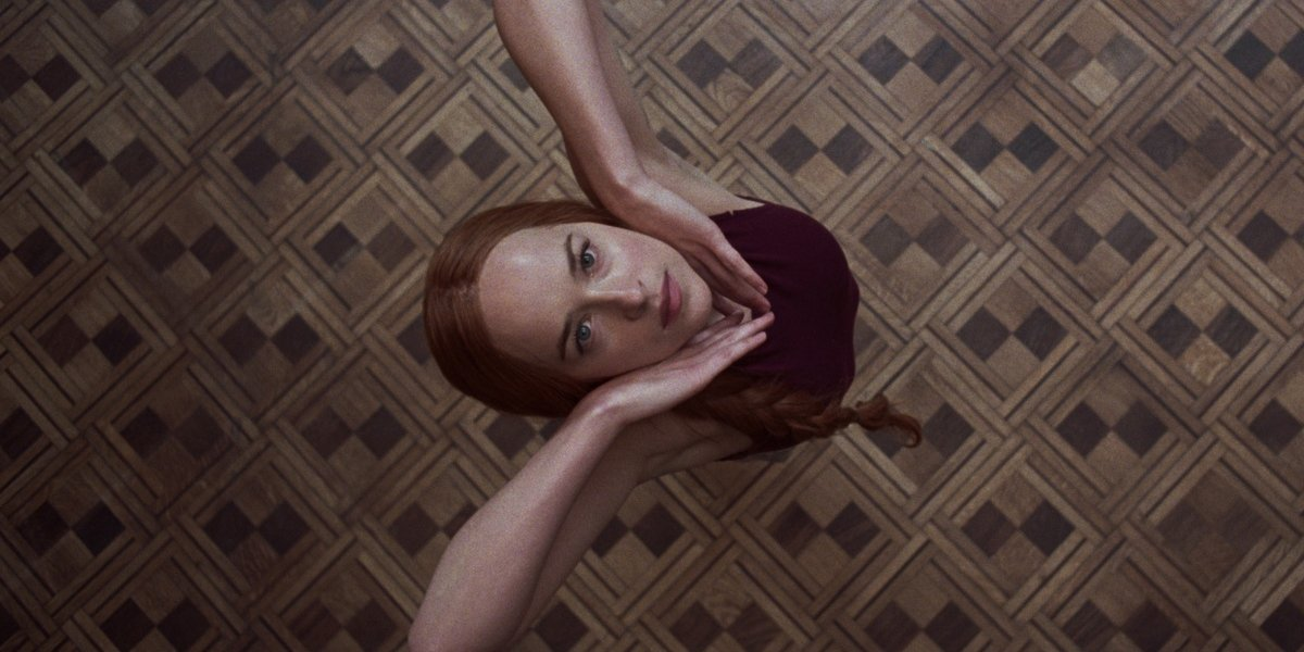 Dakota Johnson in Suspiria 2018