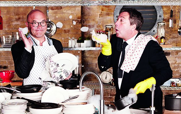 Eight new hopefuls try to impress John Torode and Gregg Wallace, with some ambitious food from the very start.