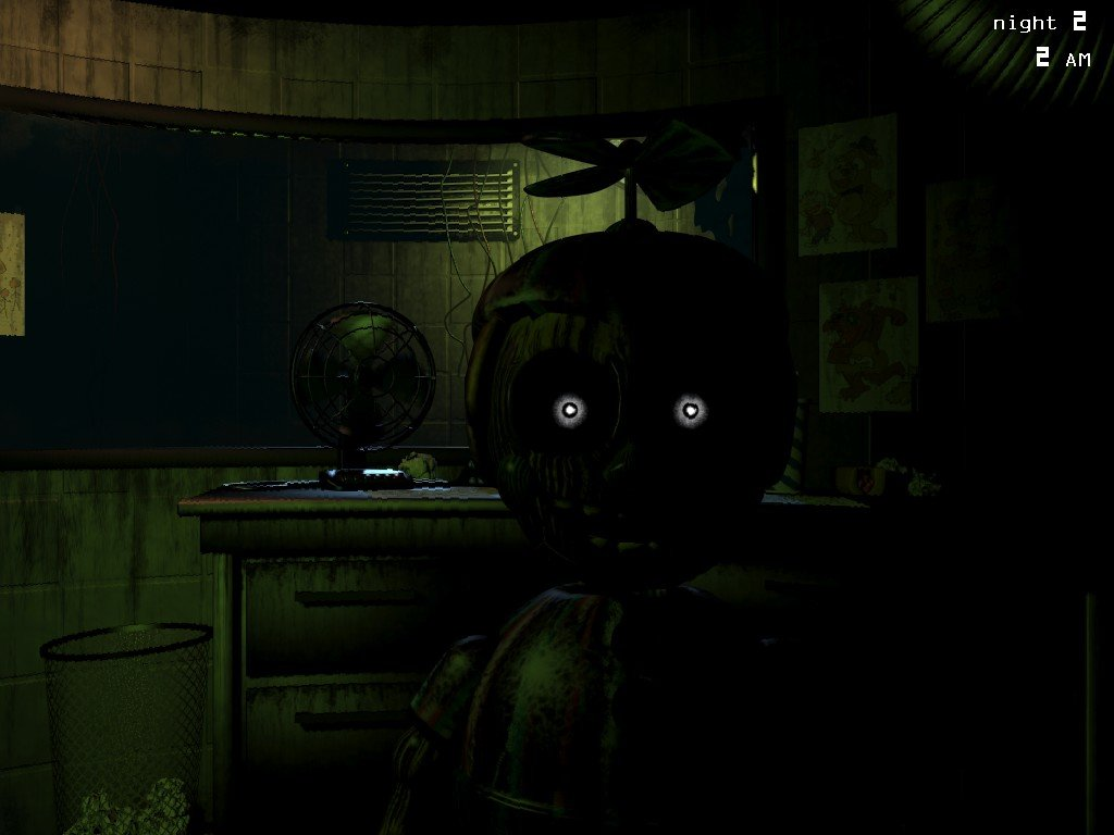 Five nights at freddy s 3 launches on pc cinemablend
