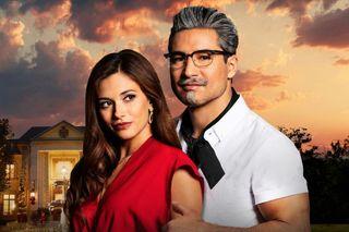 "Mario Lopez in KFC's ""A Recipe for Seduction."""