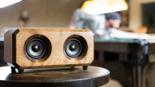 Riverwood Acoustics Hudson speaker