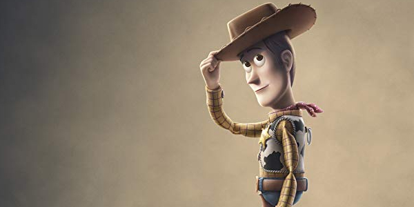 Toy Story 4 Woody's hat tip goodbye