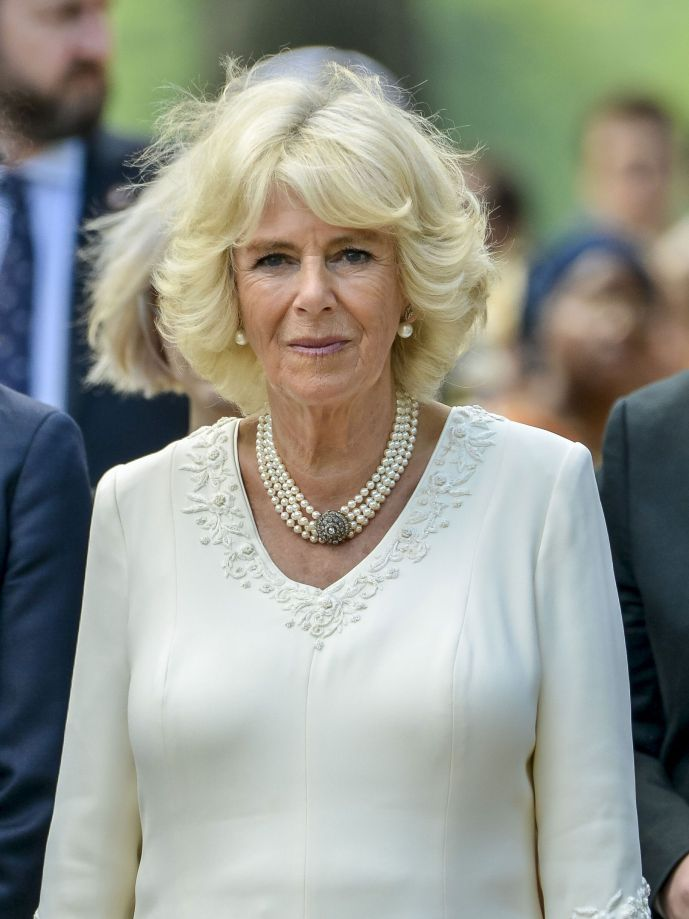 The emotional reason behind the Duchess of Cornwall's support for domestic abuse charities
