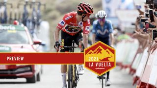 The Vuelta a España 2021 is Primoz Roglic's to lose at the first rest day