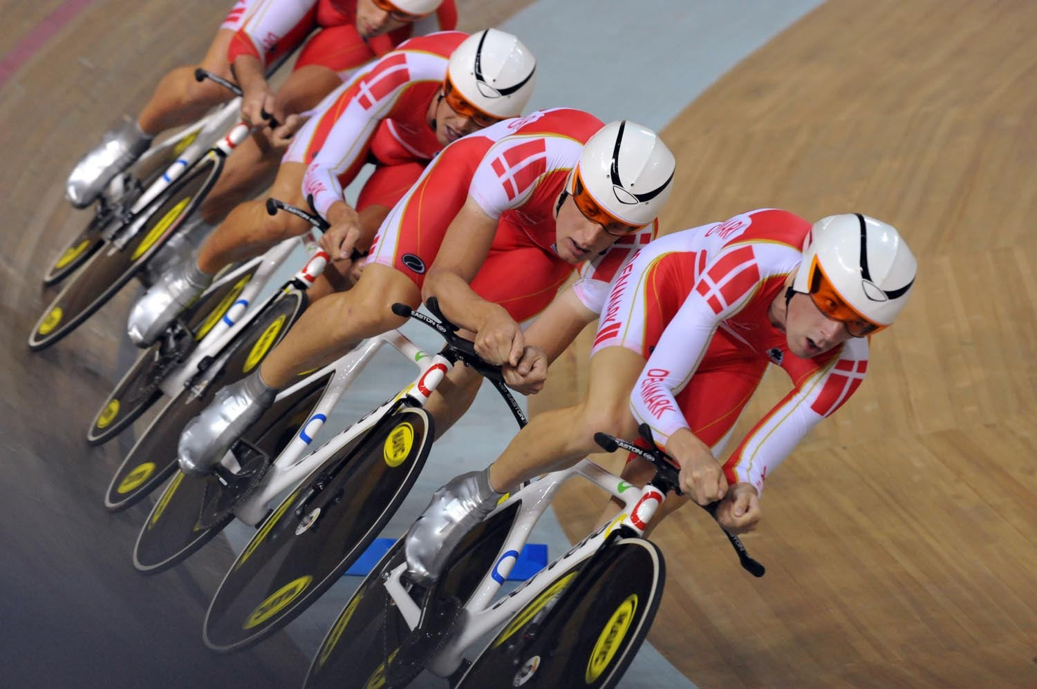 Denmark team pursuit Olympics 2008