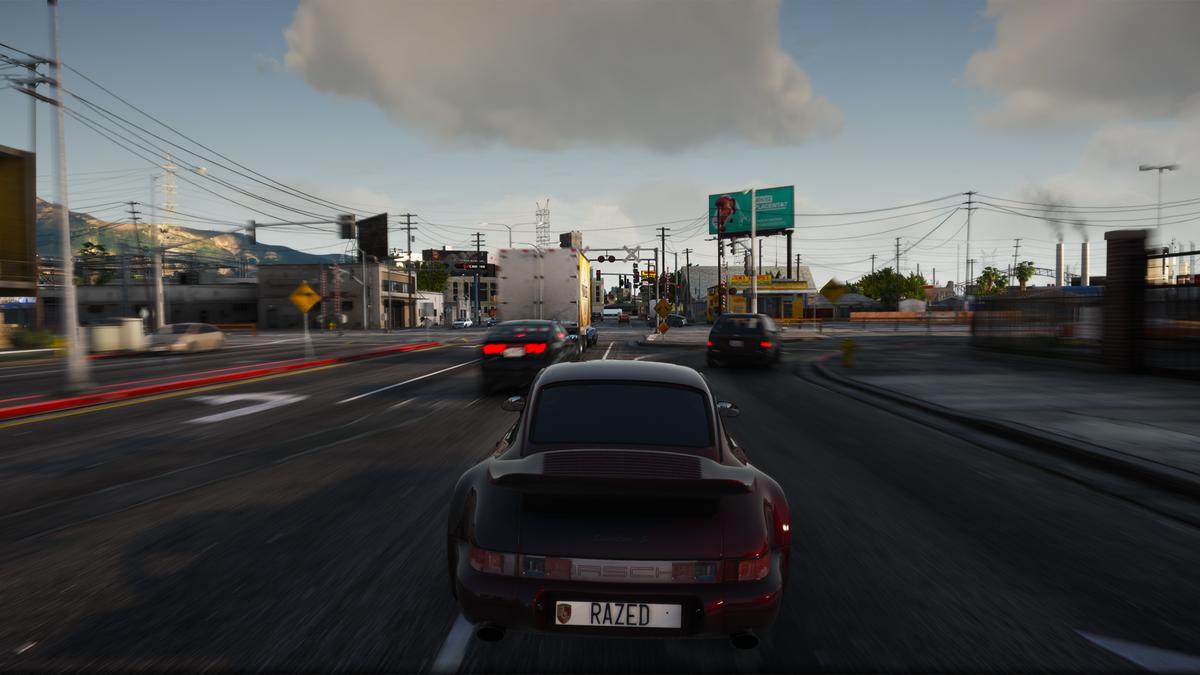 GTA 5's best visual overhaul mod is back for its final