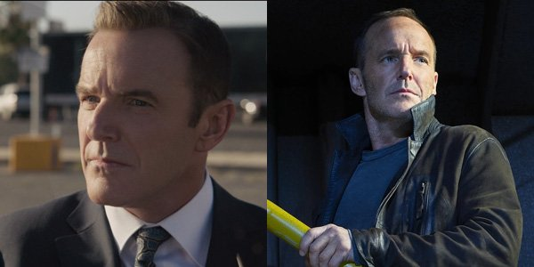 Clark Gregg in Captain Marvel and In Agents Of S.H.I.E.L.D. Season 6
