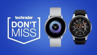 Samsung Galaxy Watch deals cheap smartwatch sales price