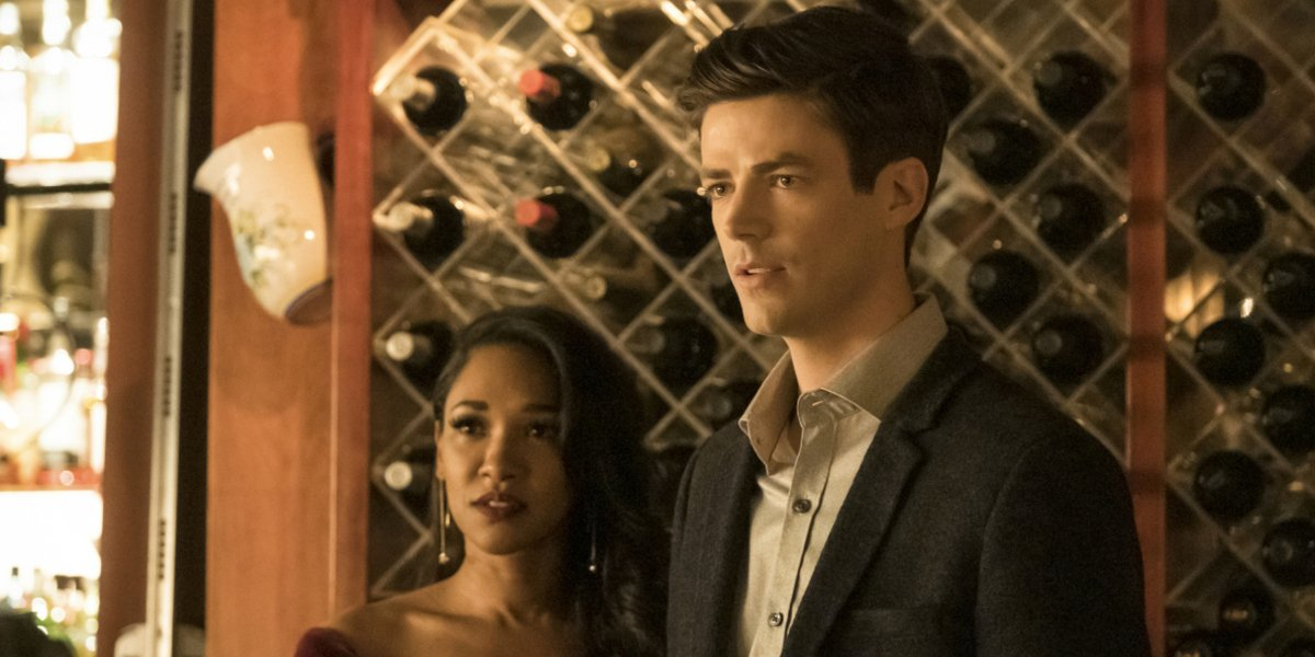 the flash love is a battlefield the cw barry iris