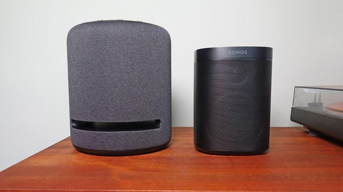 Amazon Echo Studio vs. Sonos One: Which Smart Speaker Wins?