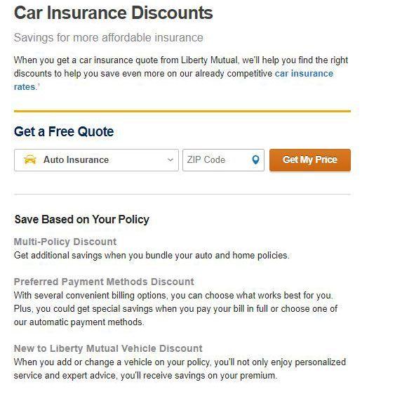 Liberty Mutual Auto >> Liberty Mutual Auto Insurance Review Pros And Cons Top Ten Reviews