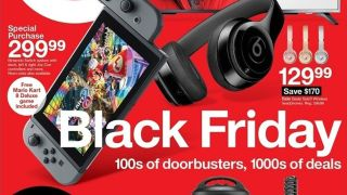 Target Black Friday deals preview: including Zelda for $30 and a cheap Nintendo Switch bundle