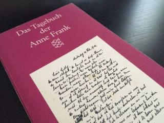 Reflection about Anne Frank and Making Blogging Connections