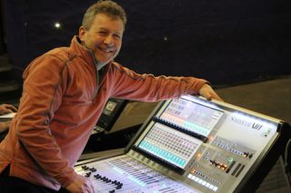Matthew Manasse on HARMAN's Soundcraft® Vi1