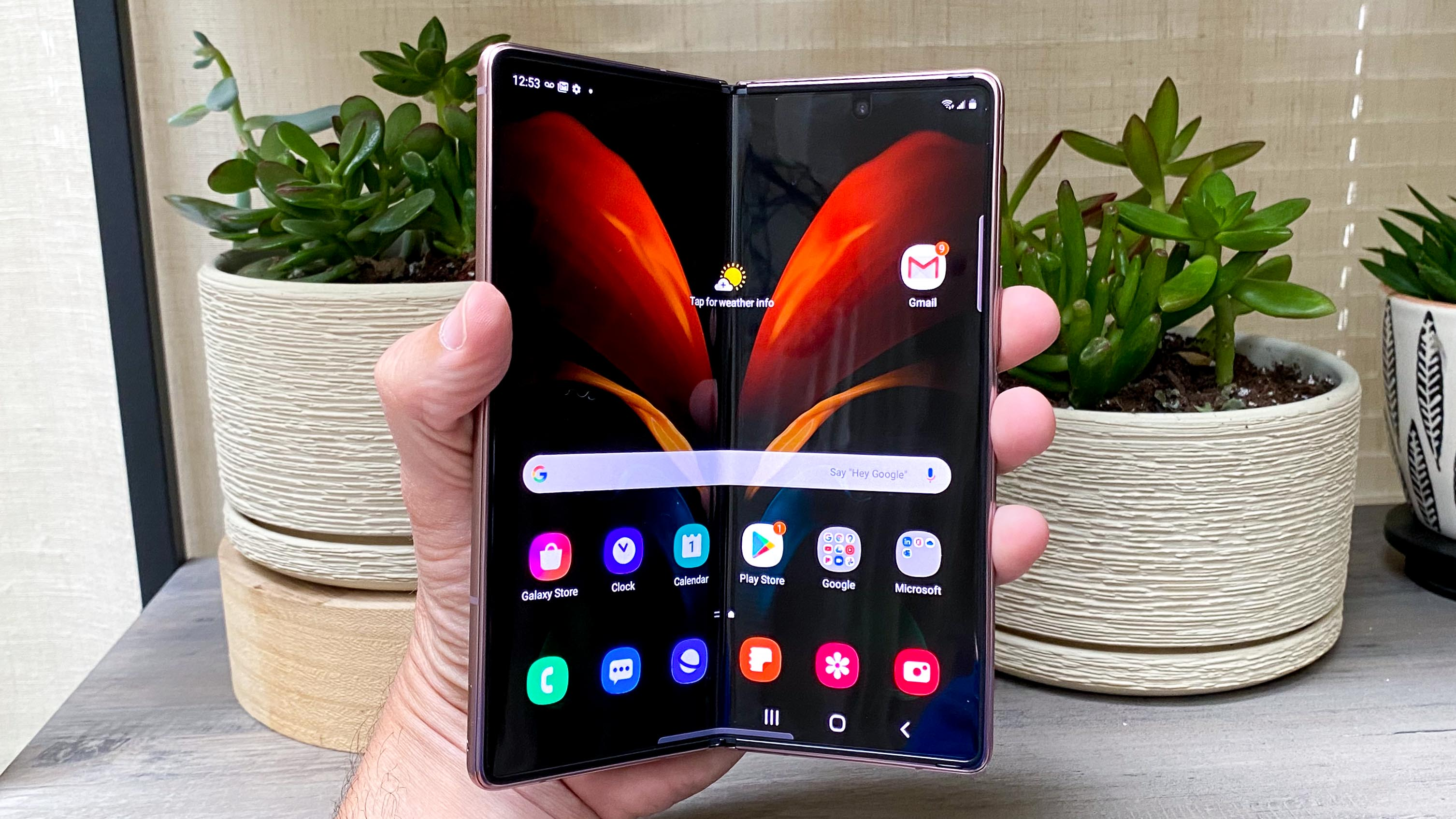 Samsung Galaxy Z Fold 2 Review A Truly Amazing Foldable Phone Tom S Guide