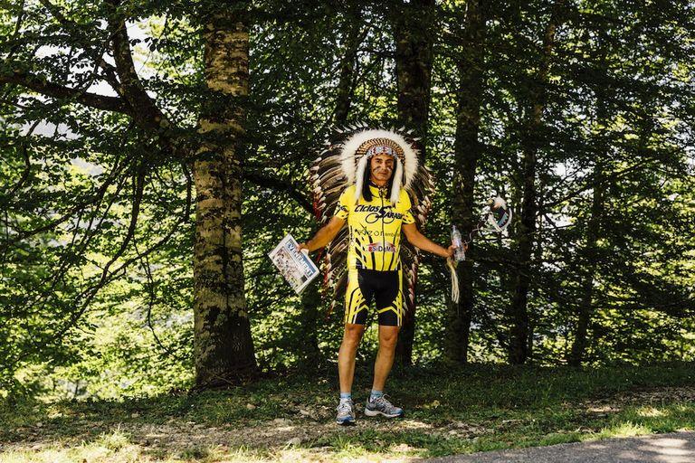 Native american tour de france
