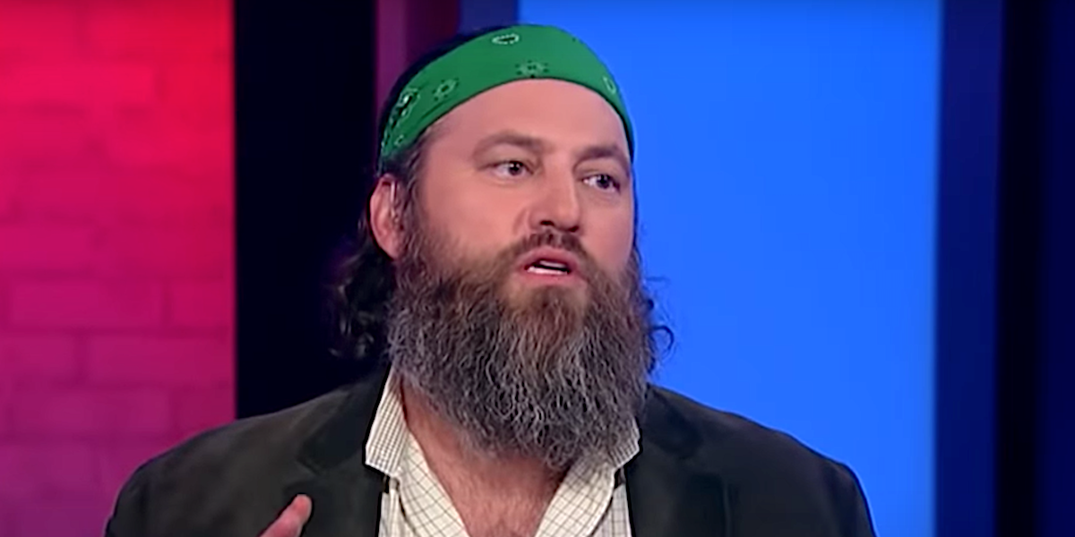Duck Dynasty Star Willie Robertson's Family Home Was Target Of Drive-By Shooting 1