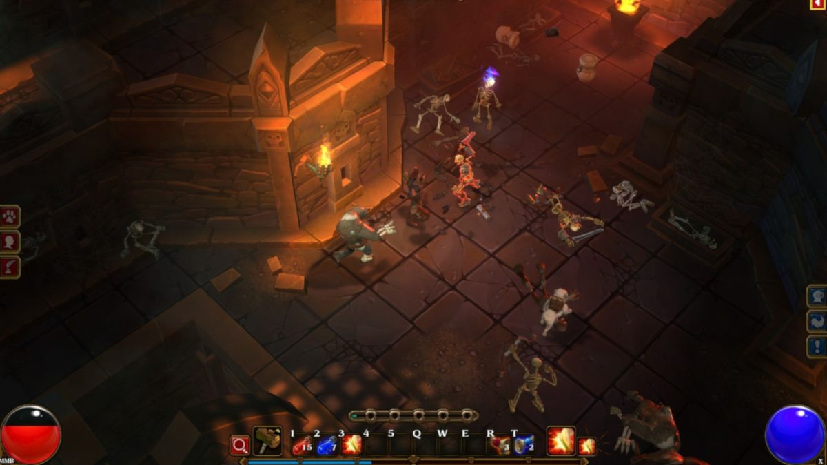 Torchlight 2 launches on consoles with new reveal trailer