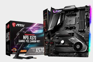 Get this MSI X570 motherboard for under £200 on Amazon