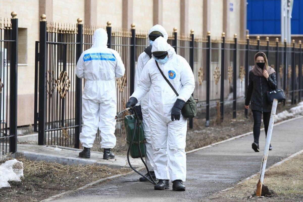 Deadly 'unknown pneumonia' outbreak in Kazakhstan is probably undiagnosed COVID-19