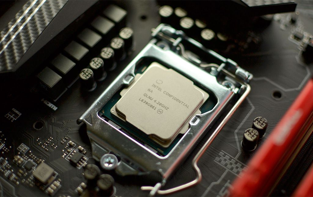 i7 core 7700k intel temps overclocking pc