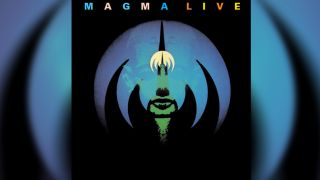 The Magma Live cover