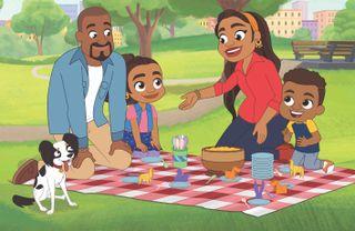 Alma's Way on PBS Kids