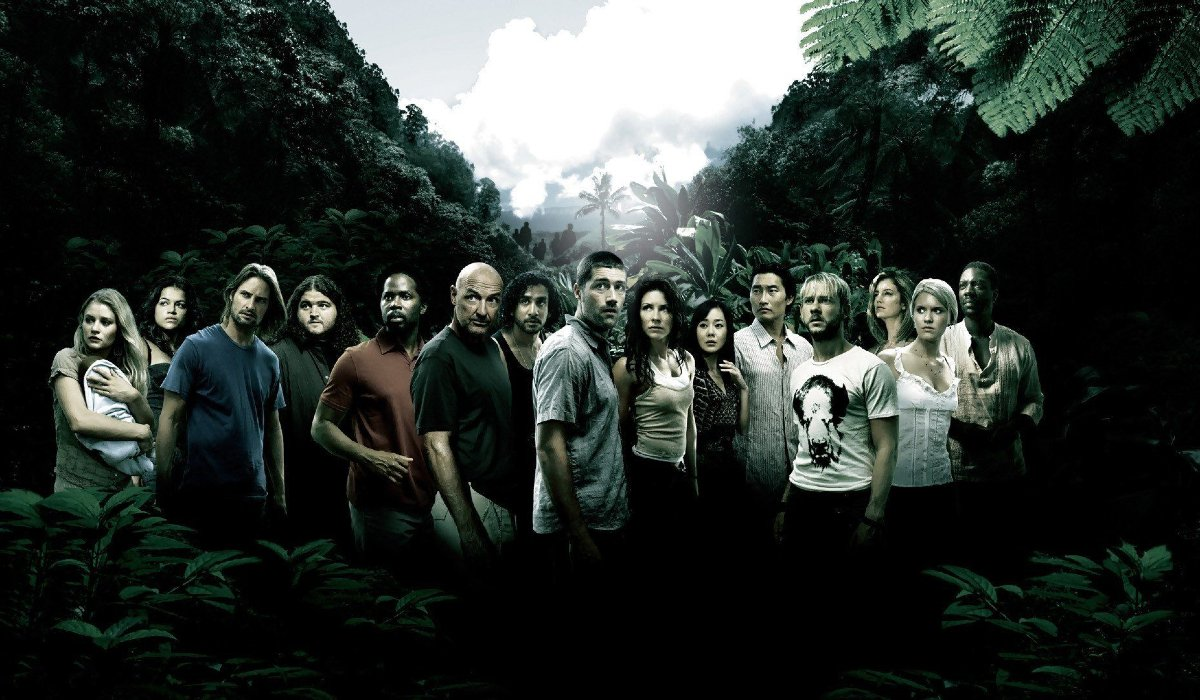 Lost cast lineup in the jungle