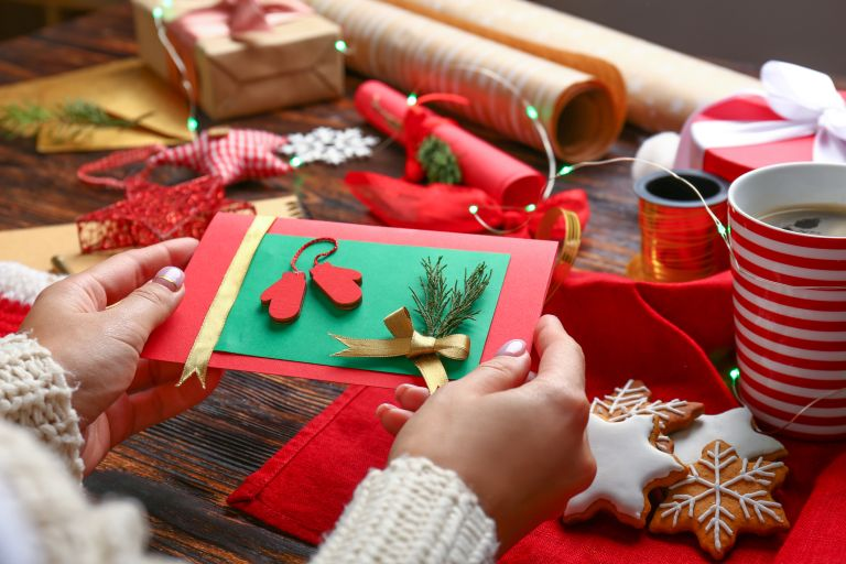 Gifts for foodies: Make your own Christmas cards