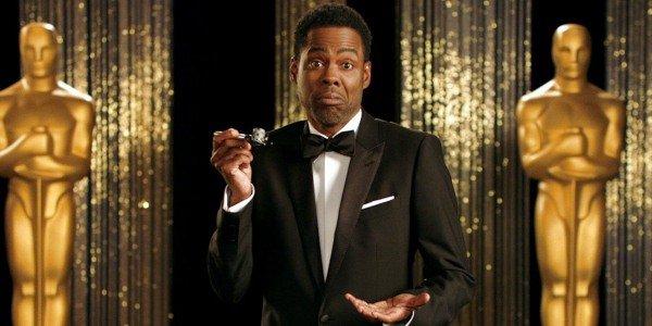 Chris Rock in an Oscars TV spot