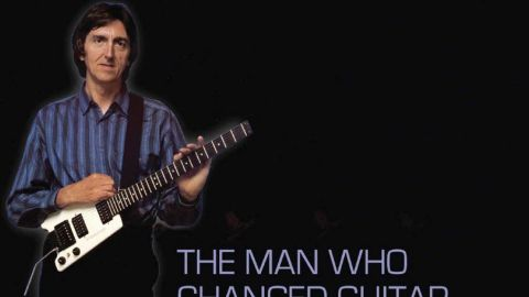 Allan Holdsworth - The Man Who Changed Guitar Forever album artwork