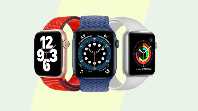 Apple Watch Series 7 OnePlus Watch