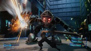 Hands on: Final Fantasy VII Remake review