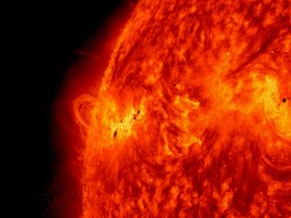 X1.2 Class Solar Flare May 14, 2013