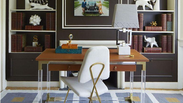 Home office by Jonathan Adler