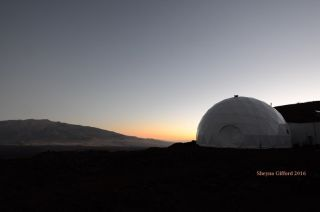 The HI-SEAS mock Mars habitat is where six crew members have been living for one year, isolated from the outside world. This, the fourth HI-SEAS mission, ends Aug. 28.