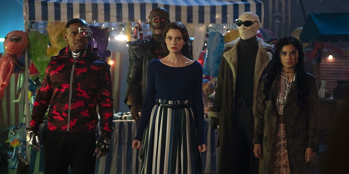 Doom Patrol 6 Questions We Have After The Season 2 Finale Cinemablend