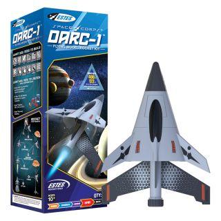 Estes DARC-1 model rocket