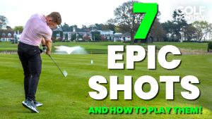 7 Epic Shots... And How To Play them!