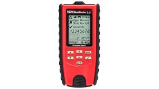 Platinum Tools to Debut VDV MapMaster 3.0 Cable Tester
