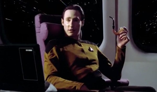 Data Brent Spiner Star Trek: The Next Generation